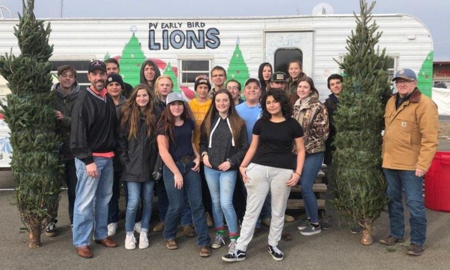 Lions Club Tree Sale 2019